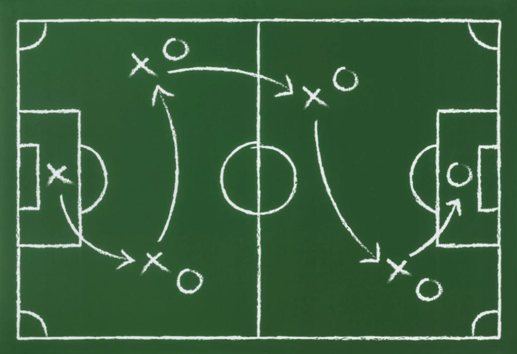 Captação de recursos com grandes doadores - prepare-se como um time de futebol